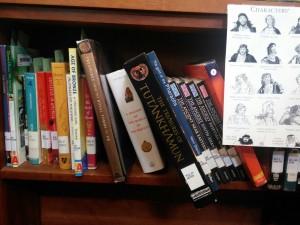 Reserve Shelf