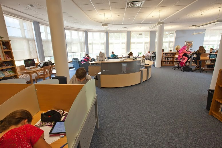 Pingree learning commons