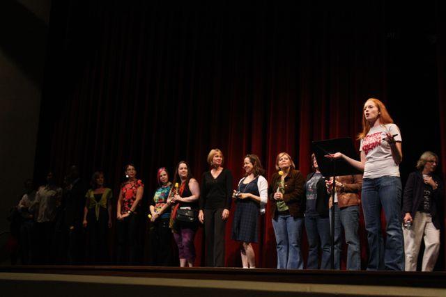 Heather Schubert introduces TTBF authors 2012