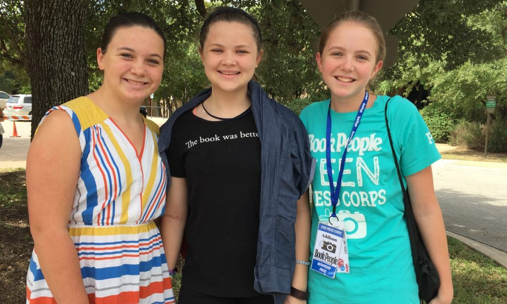 O. Henry students, past and present, converge at TTBF 2016