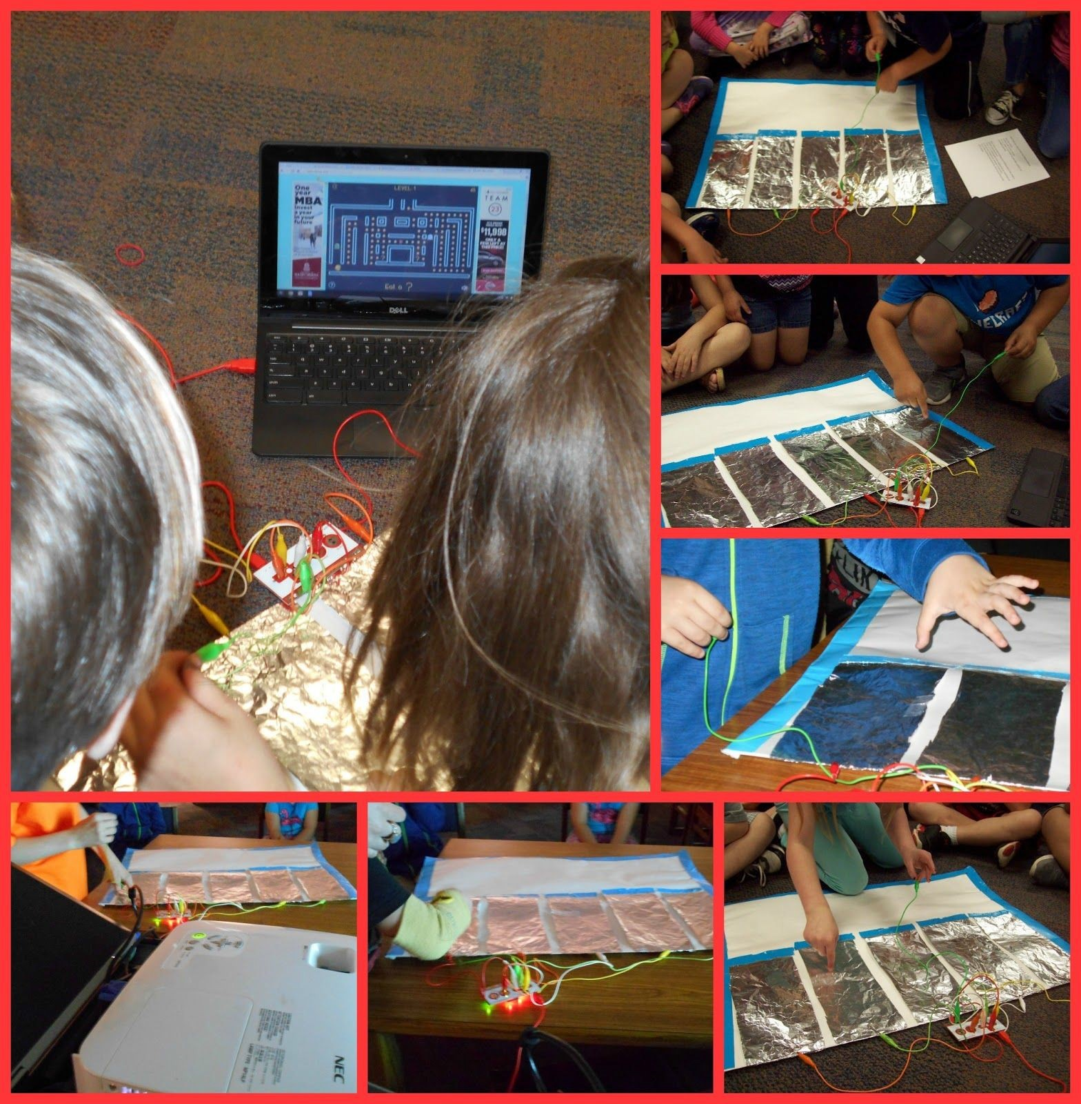 Creating A Makerspace In An Elementary School Library Knowledge Quest