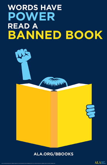 Image result for banned books week