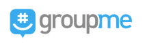 GroupMe logo used with permission from Microsoft. Visit GroupMe's site: www.groupme.com