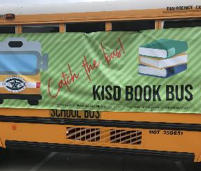 KISD Book Bus