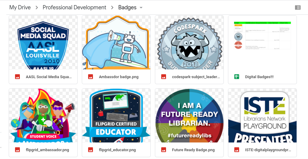 I Earned a Badge! Now What? Keeping Track of Digital Badges