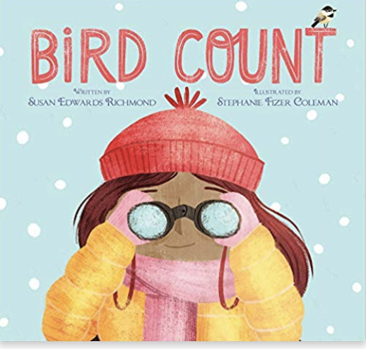 Cover of Bird Count by Susan Edwards Richmond and Stephanie Fizer Coleman