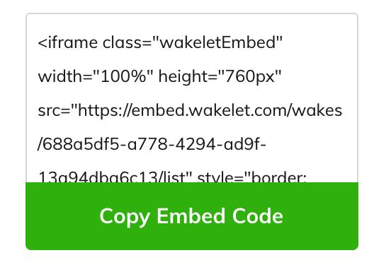 Wakelet Embed
