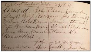 Harriet Tubman Journal Entry