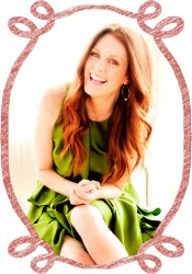 Julianne Moore by Brian Bowen Smith