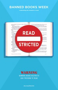 Banned Books Week 2015 poster