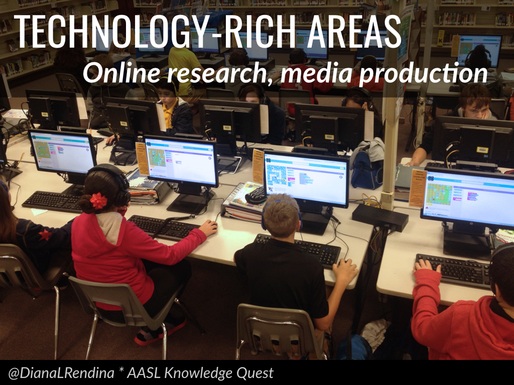 Technology-Rich Areas