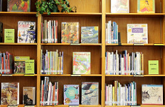 Nonfiction. Grandview Heights School Library