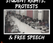 Student Rights, Protests, & Free Speech