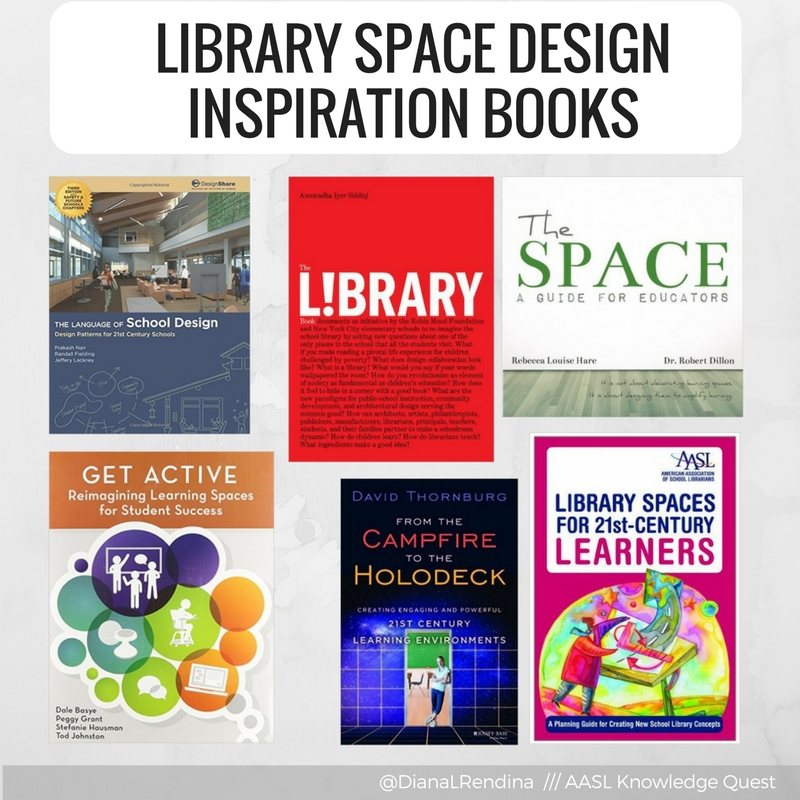 Books to Inspire Your Library Space Design