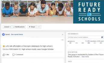 Facebook Group Screenshot free resource discussion