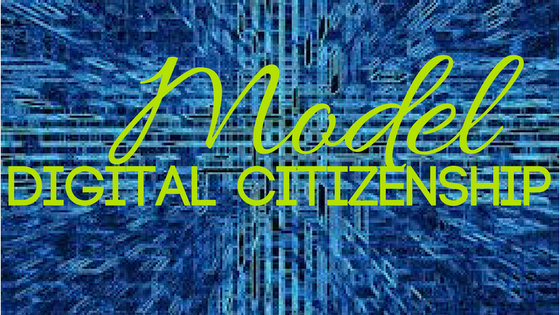 Model Digital Citizenship