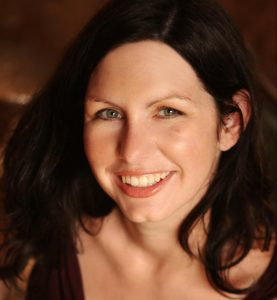Mindy McGinnis, YA author