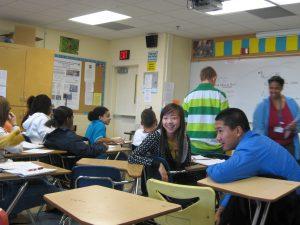 Claire Hypolite's Classroom by j.sanna