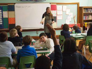 ECS Classroom by Norton Gusky m