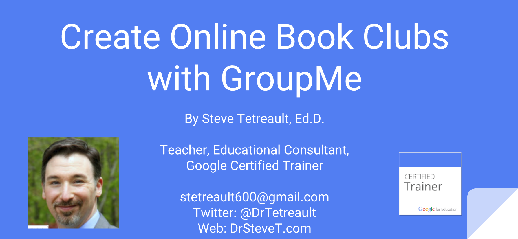 Slideshow: Create Online Book Clubs with GroupMe