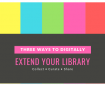 Extend your library