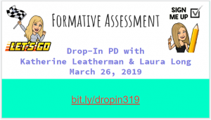 Formative Assessment Slide
