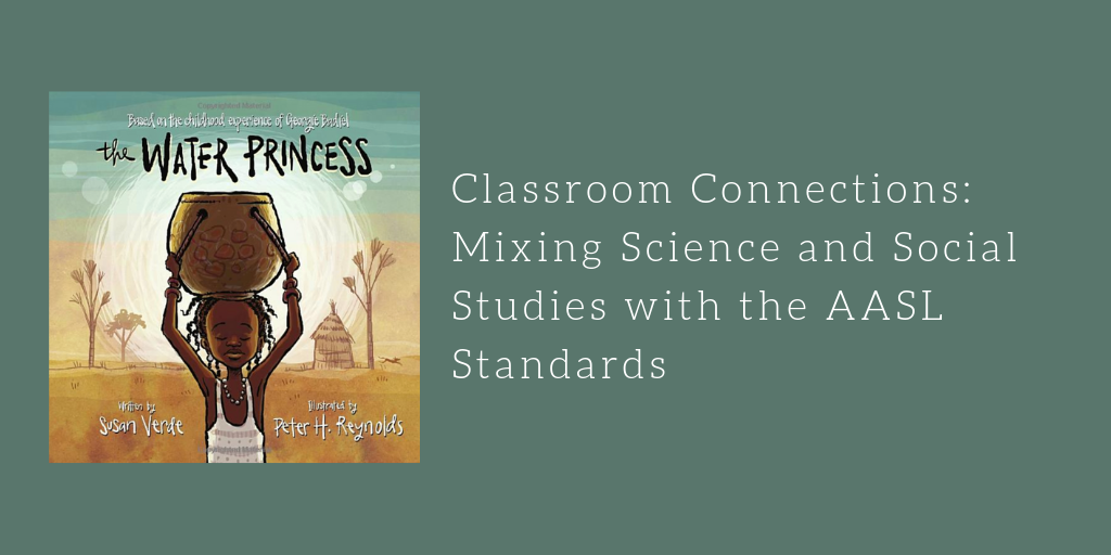 Collaborative Lesson Ideas for Science, Social Studies and Library Science