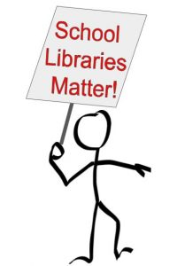 """School Libraries Matter!"" by S. Tetreault"