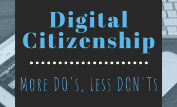 Title Digital Citizenship More Do's Less Don'ts