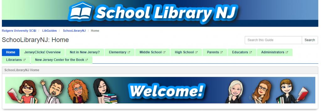 SLNJ Home page banner