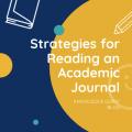 Academic Journal Reading Strategies
