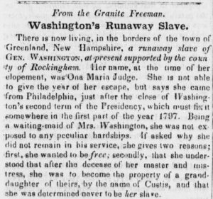Anti-Slavery Bugle, 1845